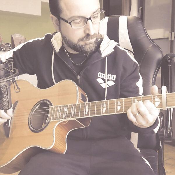 Andrea Guit Recording
