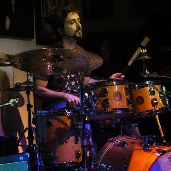 Andrea Perrotta Drummer
