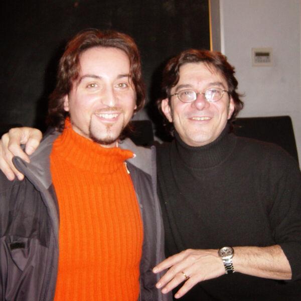 Andrea Perrotta e Walter Calloni