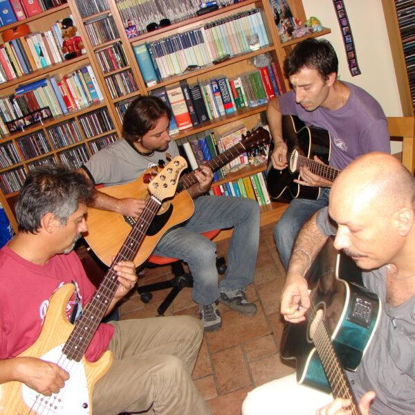 Prove Talpaconica Radiohead cover band