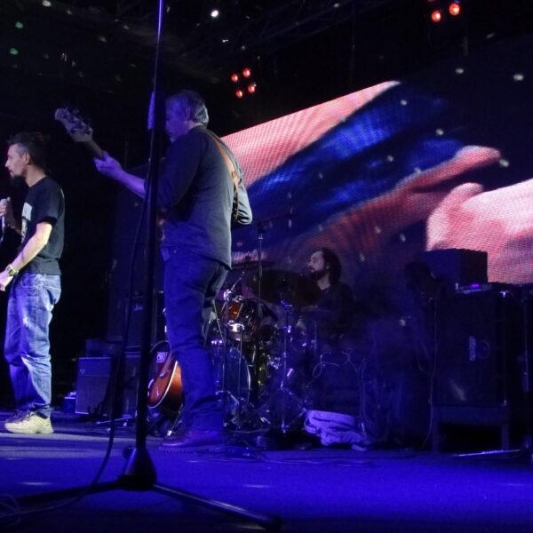 Andrea Live con REM-X, R.E.M. Tribute