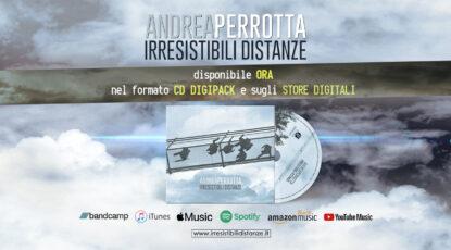 Miniatura Irresistibili Distanze Promo CD